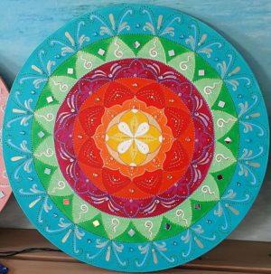 Arteterapia e Mandala