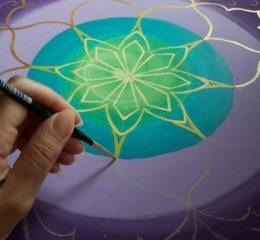 Arteterapia, Mandala, Workshop. Benessere corporeo, Salute, Bellezza, Volersi bene